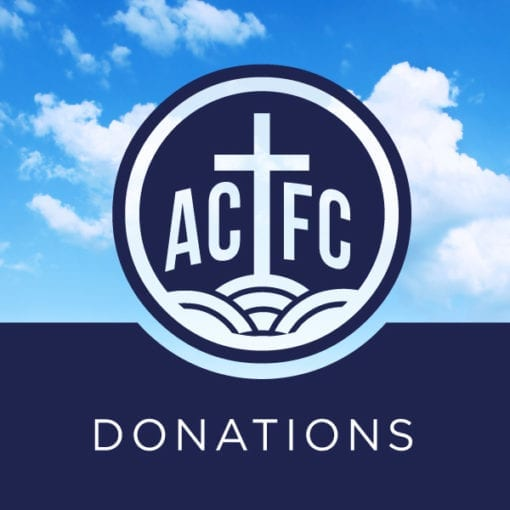 Alto Community Fellowship Church Donations page product